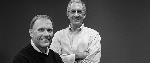 NEAM's CEO William Rotatori and President Chip Clark